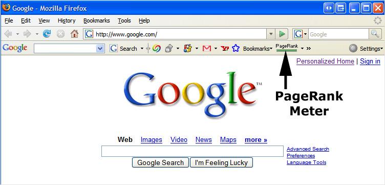 Google Uklanja PageRank Toolbar